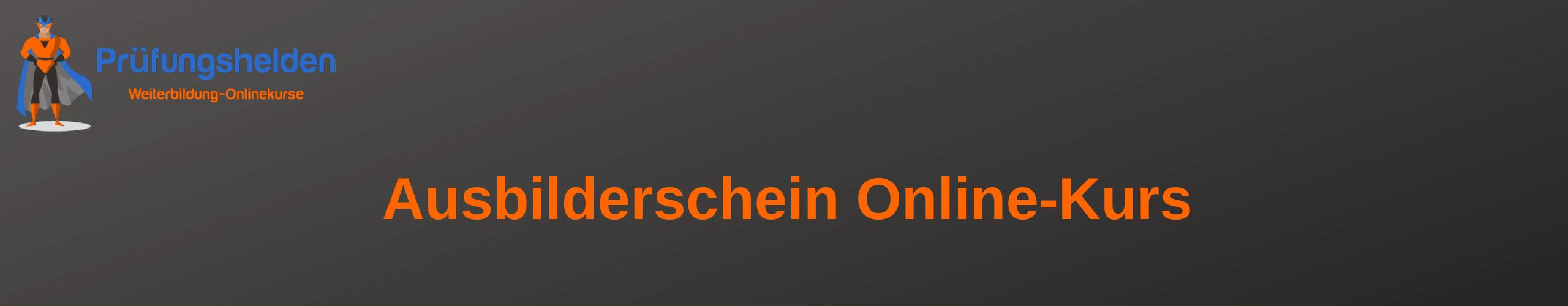 Ausbilderschein-Onlinekurs.de